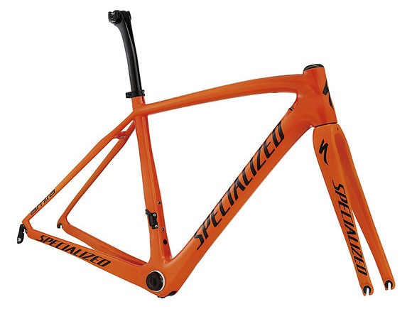 Specialized S-Works Amira - Torch Edition Frameset click to zoom image