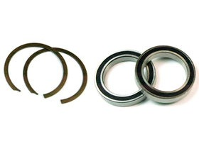 Wheels Manufacturing BB30 service kit with x2 clips and x2 6806 bearings
