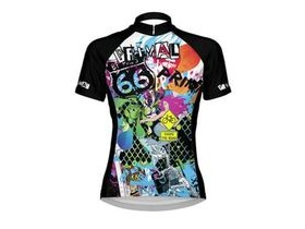 Primal Tagged Ladies Cycling Jersey