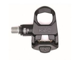 Look Keo Easy Plus CroMo axle w/ KEO Cleat, Black 145g
