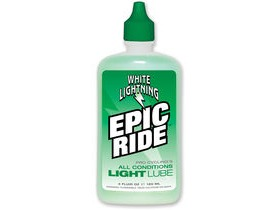 White Lightning Epic Ride 4oz  (120ml)