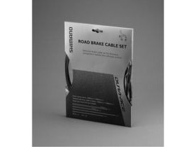Shimano Dura-Ace 7900 road brake cable set with PTFE-coated inner wire, grey