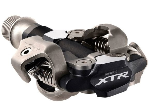 Shimano PD-M9000 XTR MTB SPD XC race pedals click to zoom image