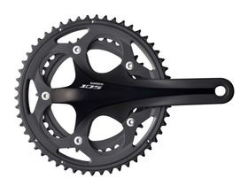 Shimano 105 5700 10 Speed Double Black Chainsets