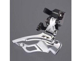 Shimano FD-M771 XT front derailleur, dual-pull, direct-fit, conventional swing