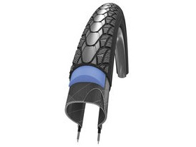 Schwalbe MARATHON PLUS SMARTGUARD REFLECT (BROMPTON FIT)