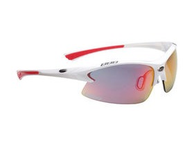 BBB BSG-38 - Impulse Team (White, Smoke Red Lens)