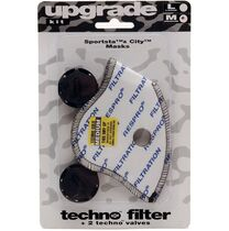 Respro Techno Filter/Valves