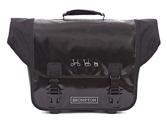 Brompton O Bag made by Ortlieb click to zoom image