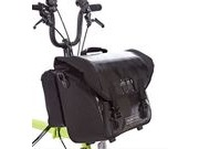 Brompton O Bag made by Ortlieb  White  click to zoom image