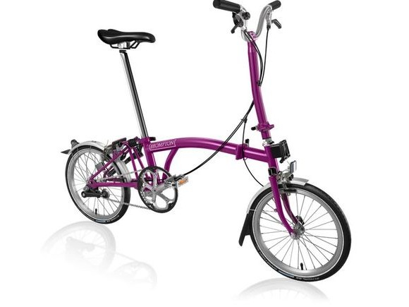 Brompton H3L Berry Crush click to zoom image