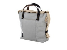 Brompton Tote Bag inc' Frame Grey + Free Pouch