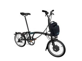 Brompton Electric M6L Gloss Black