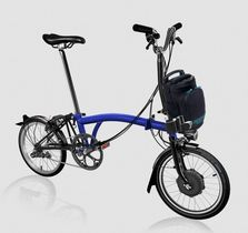 Brompton M6L Electric -Bolt Lacquer