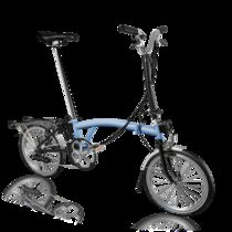 Brompton H6R Cloud Blue/Black
