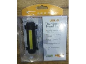 Serfas Thunderbolt (USB) (USL-6) Headlight