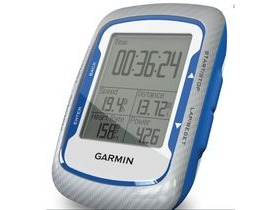 Garmin Edge 500 GPS-enabled cycle computer, blue